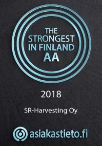 Strongest in Finland 2018