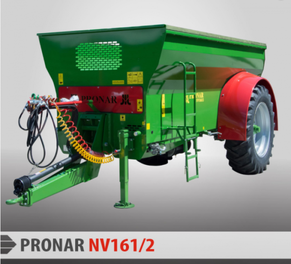Tuotekuva Pronar NV161/2 Pystykeloilla