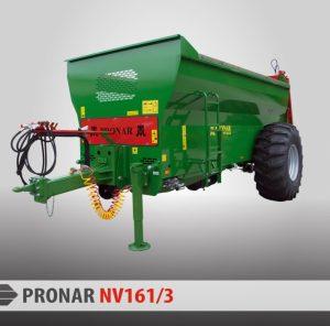 tuotekuva Pronar NV161/3 Pystykeloilla